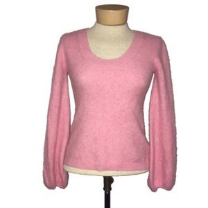 Old Navy Fruit Dove Pink Soft Cashmere Sweater M